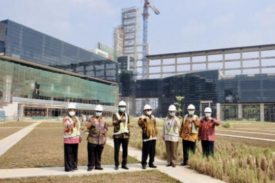 Wakil Wali Kota Depok tinjau pembangunan UIII