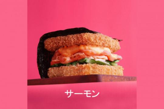 Inspirasi menu burger sushi lintas negara obati rasa rindu liburan