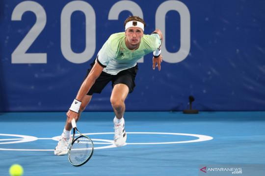 Olimpiade Tokyo: Zverev melaju ke final tenis tunggal putra