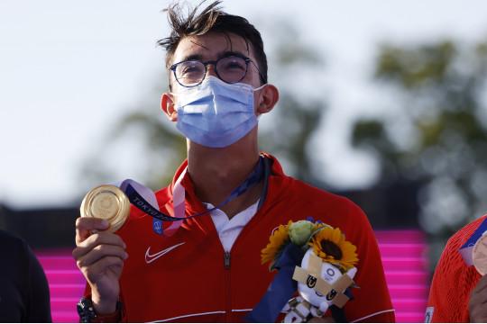 Turki raih emas panahan pertama Olimpiade