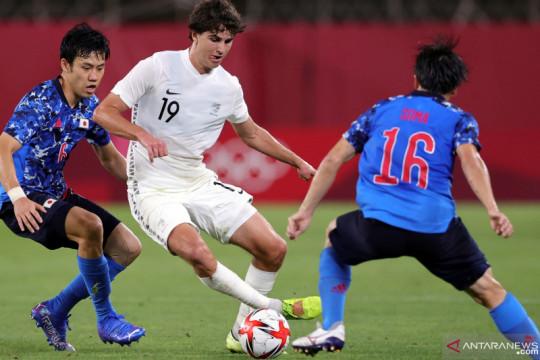 Jepang ke semifinal seusai kalahkan Selandia Baru lewat adu penalti