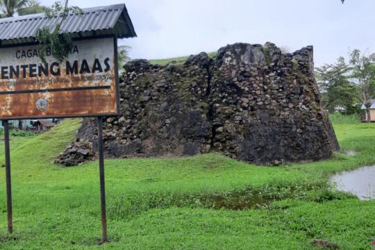 Mengurai sejarah Benteng Kota Mas