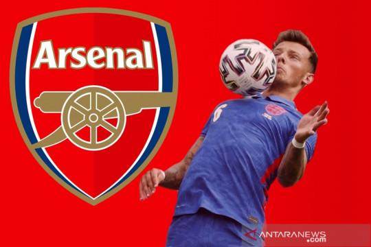Ben White resmi jadi pemain Arsenal