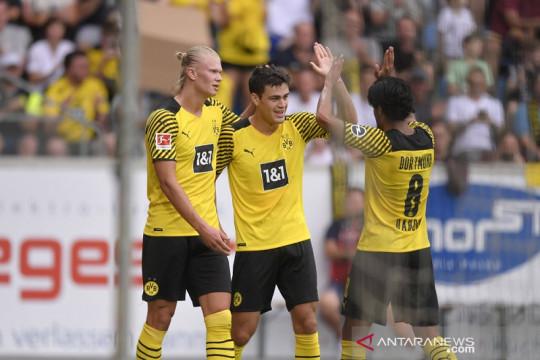 Dortmund tundukkan Bologna 3-0 dalam laga pramusim