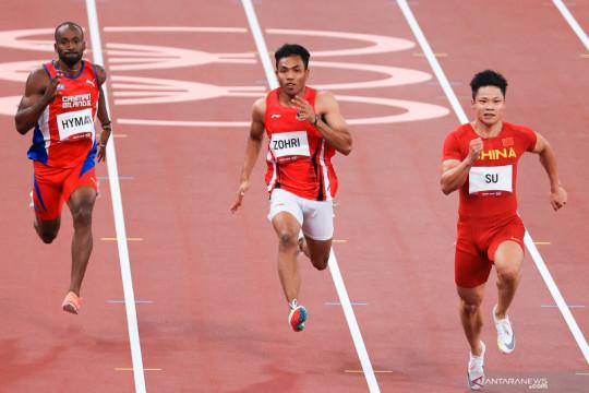 PB PASI apresiasi pencapaian Zohri dan Alvin pada Olimpiade Tokyo