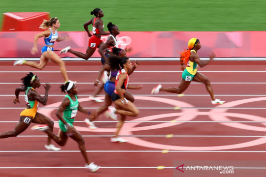 Kritik pelatih, sprinter Belarusia dipulangkan paksa sebelum tanding