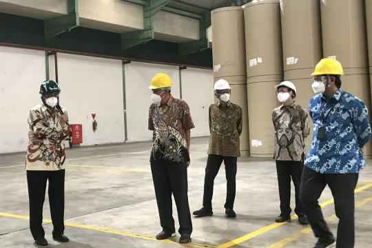 Industri kertas di Cikarang capai ekspor 68 juta dolar AS saat pandemi