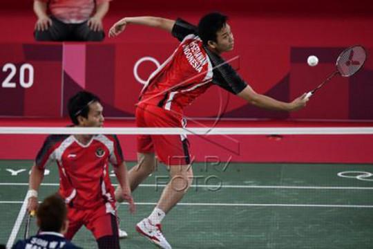 Hendra dan Ahsan gagal raih medali perunggu
