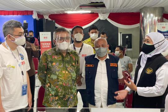 Kemenkop UKM sasar 300 ribu pelaku UMKM di Jawa Timur divaksin
