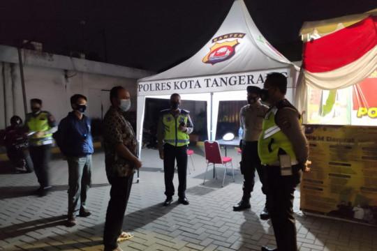 Ombudsman Banten memantau pelaksanaan PPKM Level 4