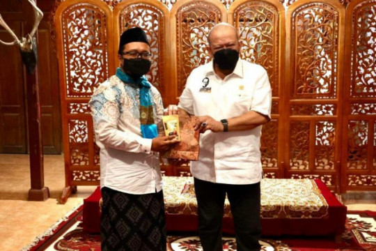 LaNyalla apresiasi Ponpes Ar-Rohman Magetan bantu warga saat pandemi