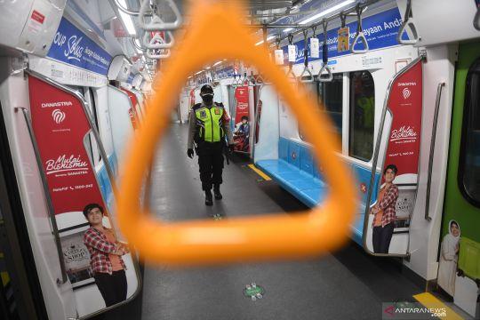MRT selidiki penyebab gangguan listrik