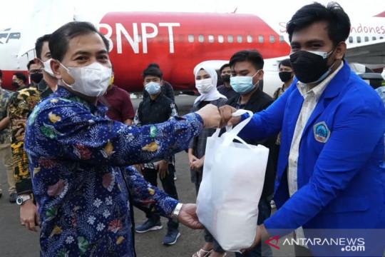 BNPT dan YHPB beri bantuan mahasiswa perantauan