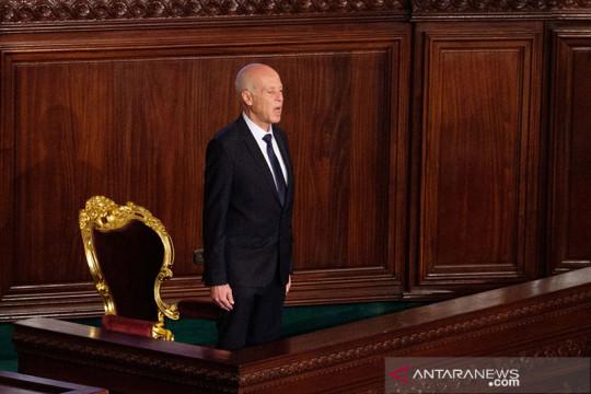 Presiden Tunisia Saied tunjukkan akan ubah konstitusi