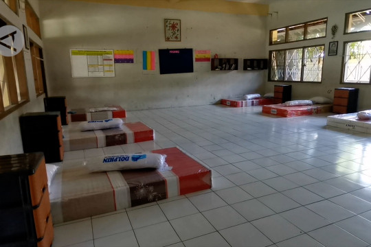 Pemkot Solo gunakan gedung sekolah untuk isolasi terpusat