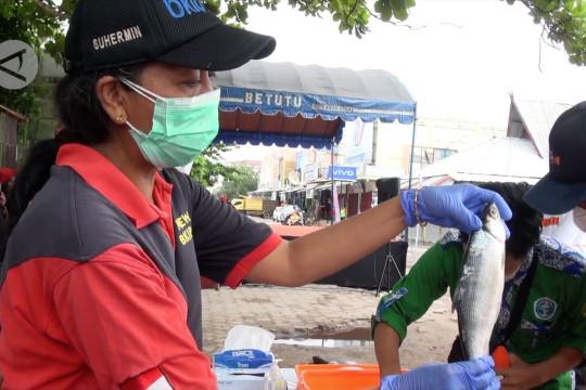 BKIPM Palangka Raya gelar penyuluhan mutu ikan