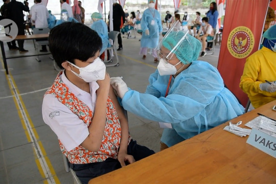 Gubernur DIY imbau pelajar Ikuti vaksinasi dengan senang hati