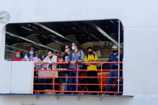 Kemenhub: Pengguna Pelabuhan Merak agar siapkan dokumen perjalanan