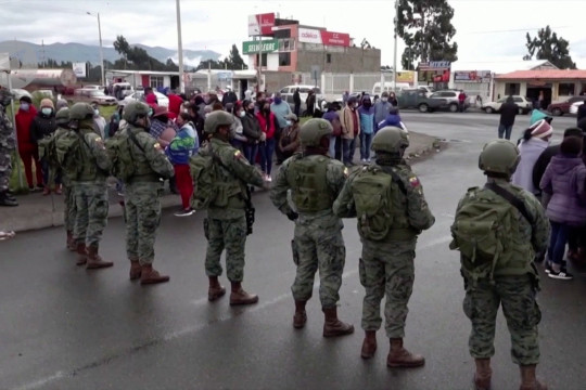 Lebih dari 20 tahanan tewas dalam kerusuhan di penjara Ekuador