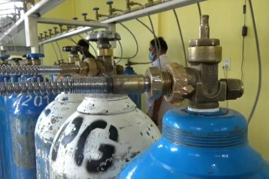 RSU Cut Meutia Aceh pastikan stok oksigen mencukupi