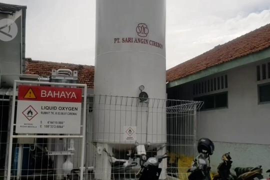 Rumah Sakit Ciremai Cirebon pastikan stok oksigen aman