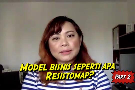 Cerita dari Selatan - Resistomap, Start Up antibiotik dari Indonesia untuk dunia (bagian 2 dari 3)