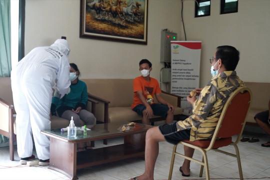 DIY siapkan 59 shelter untuk isoman pasien gejala ringan