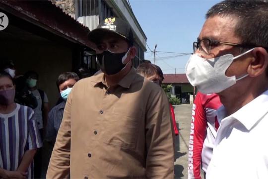 Bobby Nasution ajak warga lakukan gerakan peduli isolasi mandiri