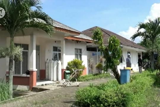 Dua gedung di RSUD Pandeglang dijadikan ruang isolasi COVID-19