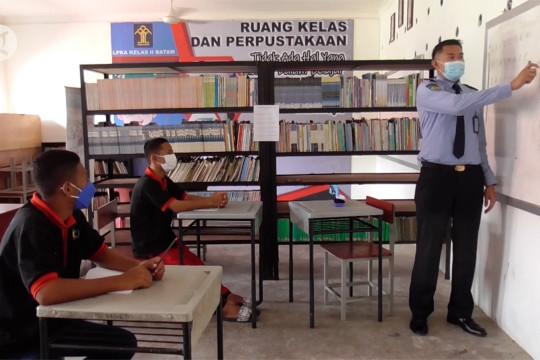 Hak anak didik lapas di Batam harus terpenuhi