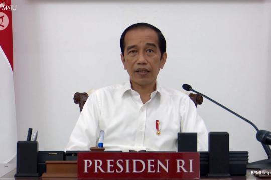 Jokowi minta gaungkan protokol kesehatan pada Idul Adha