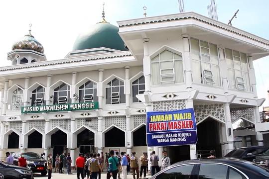 MUI Sumbar akan cari solusi penerapan prokes di masjid