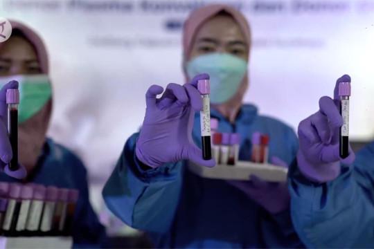 PMI Surabaya pasok plasma konvalesen untuk pasien luar kota