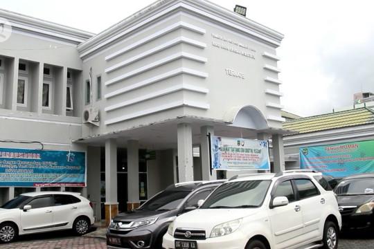 RSUD Chasan Boesoerie Ternate tak layani pasien non-COVID-19