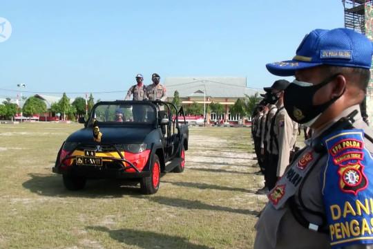 Tantangan menyelenggarakan pendidikan polisi tanpa paparan Corona