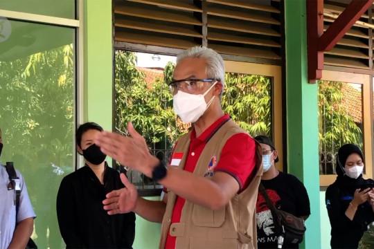 Ganjar minta masyarakat Jateng patuhi PPKM Darurat
