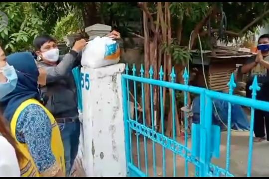 Pemkot Cirebon penuhi kebutuhan sembako warga isoman