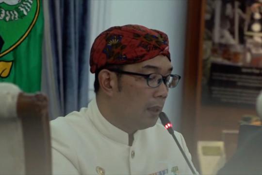 Gubernur minta seluruh Jabar terapkan PPKM darurat