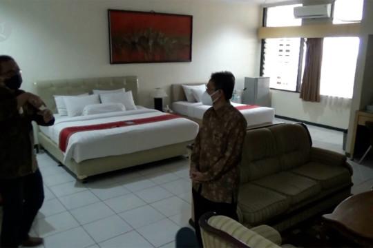 Hotel milik UGM dialihfungsikan sebagai shelter COVID-19