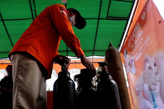 Kalbar upayakan impor oksigen dari Malaysia berjalan lancar