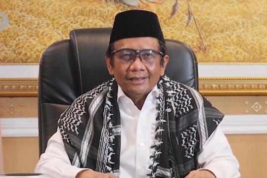 Mahfud MD imbau masyarakat tidak berkerumun saat Idul Adha