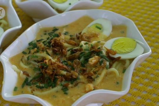 Mencicipi Mie Celor khas Palembang nan sarat gizi
