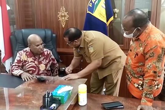 Pelaksanan PON XX Papua sesuai rencana, warga wajib vaksin