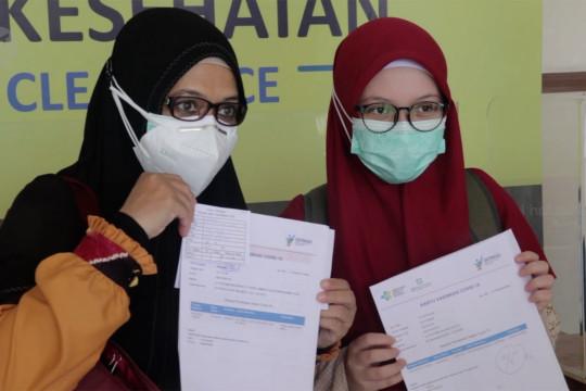 PPKM Darurat, Bandara SIM Aceh perketat keberangkatan