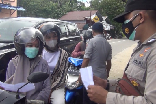 PPKM turunkan kasus COVID-19 di Kota Ambon