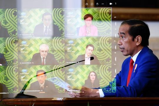 KTT APEC hasilkan kesepakan vaksin COVID-19 dan pemulihan ekonomi