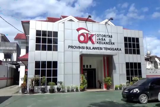 OJK sebut kinerja perbankan di Sultra tumbuh 14,97 persen