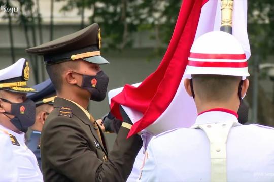 Presiden minta perwira TNI-Polri jaga Pancasila dari gempuran ideologi luar
