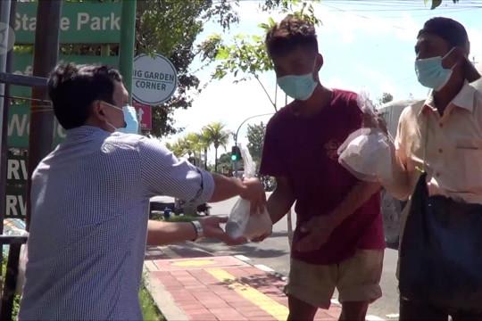 Cara pengelola wisata di Bali saling berbagi saat pandemi