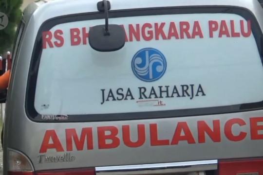 Dievakuasi dari pegunungan, 2 jenazah terduga MIT Poso tiba di Palu